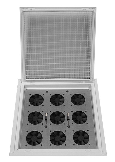 Ceiling Grid Vent System