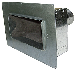 Ceiling Duct Box - 4x8 Insulated