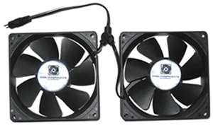 Replacement Fans - 92mm x 2
